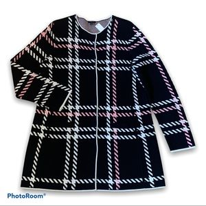 🆕 Talbots Sweater Jacket